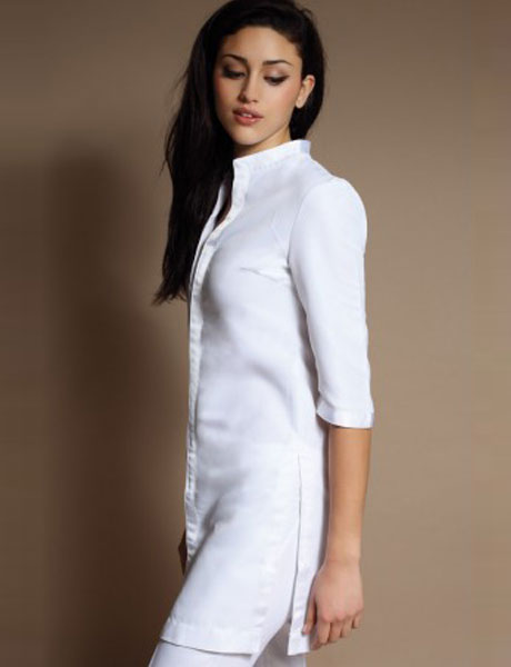Industrial work uniform alexander fashions customized for Spa uniform uae